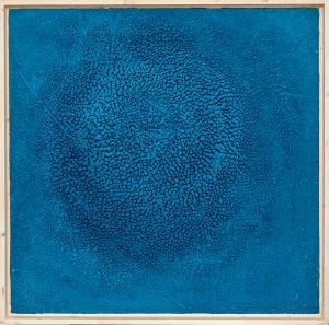 collection-L'essence-du-réél-2016-90x90cm-encaustique-résine-de-pin-pigment--sans-titre-n°3