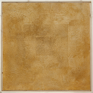 Collection-l'essence-du-réél-2016-90x90-encaustique-résine-de-pin-pigment-sans-titre-n°9
